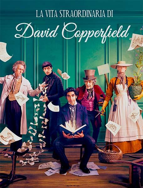 La vita straordinaria di David Copperfield